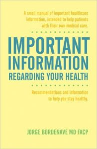 Important Information Regarding Your Health
