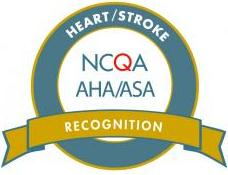 NCQA ADA Recognition - Heart / Stroke